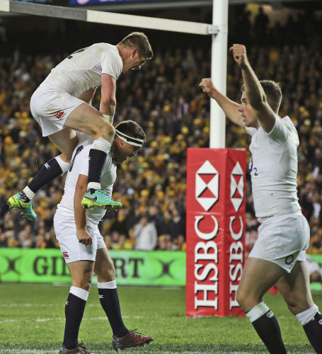 Australia England Rugby
