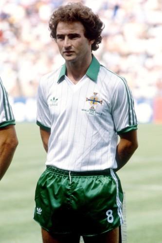 Soccer - World Cup Spain 1982 - Group Five - Honduras v Northern Ireland