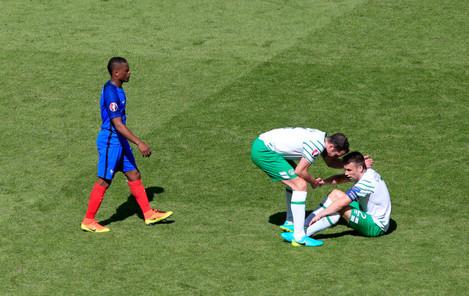 France v Republic of Ireland - UEFA Euro 2016 - Round of 16 - Stade de Lyon