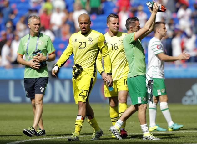 Soccer Euro 2016 France Ireland