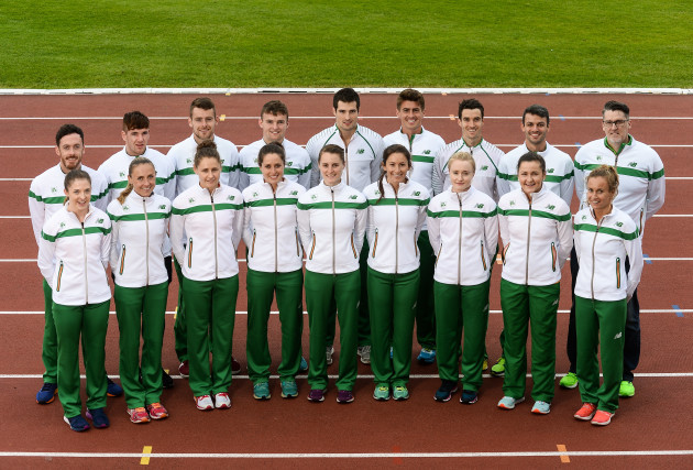 Announcement of the 2016 European Track & Field Championships Team