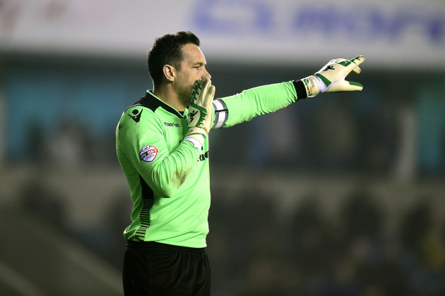 Soccer - Sky Bet Championship - Millwall v Brighton and Hove Albion - The Den