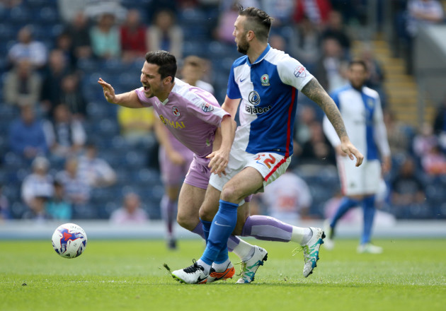Blackburn Rovers v Reading - Sky Bet Championship - Ewood Park