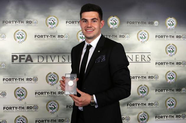 PFA Player of the Year Awards 2016 - Grosvenor House Hotel