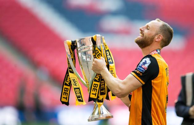 Hull City v Sheffield Wednesday - Sky Bet Championship - Play-Off - Final - Wembley Stadium