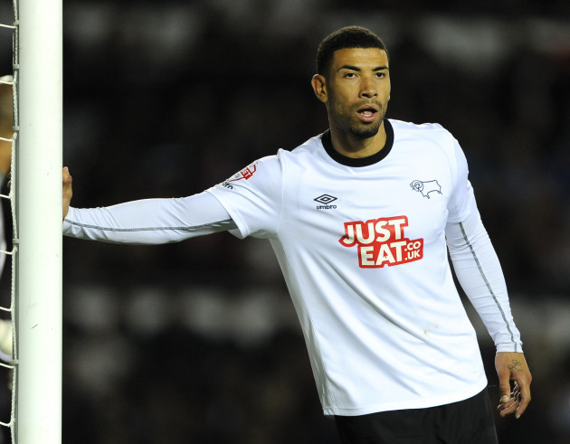 Soccer - Capital One Cup - Second Round - Derby County v Charlton Athletic - iPro Stadium