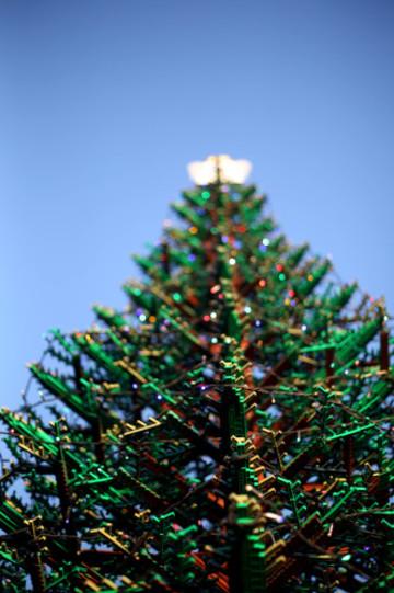 LEGOLAND Windsor Resort Xmas tree