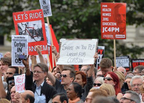 Labour MP resignations