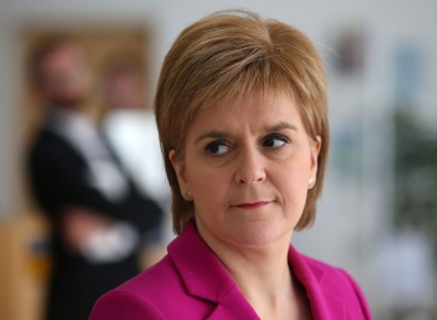 President Higgins visit to Scotland - Day One