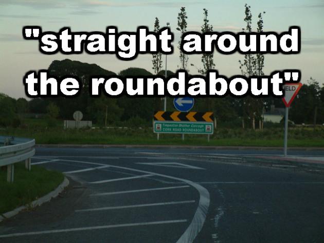 roundabout
