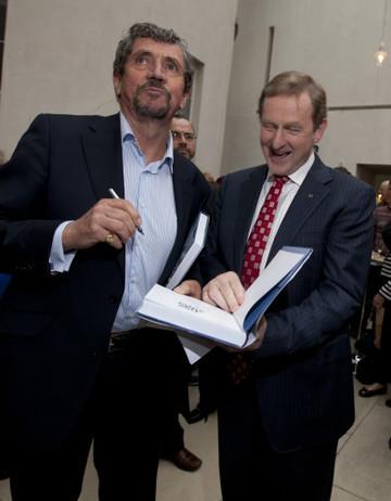 11/5/2016. Taoiseach Launches Charlie Birds Equali