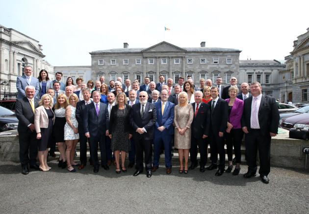 8/6/2016. Seanad Senators
