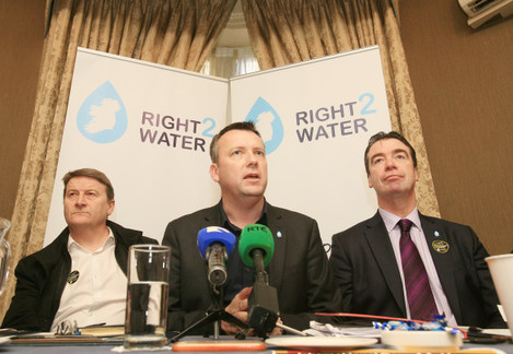 13/03/15 Right 2 Water Cam13/3/2015 Anti Water Charges Campaigns