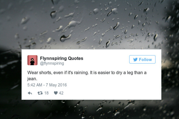 Sarcastic Inspirational Quotes This Irish comedian's inspiring quotes are just perfectly sarcastic Sarcastic Inspirational Quotes
