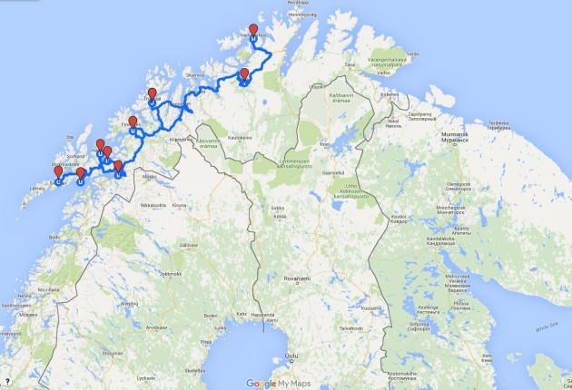 My Best Road Trip A Solo Adventure In Nord Norge During