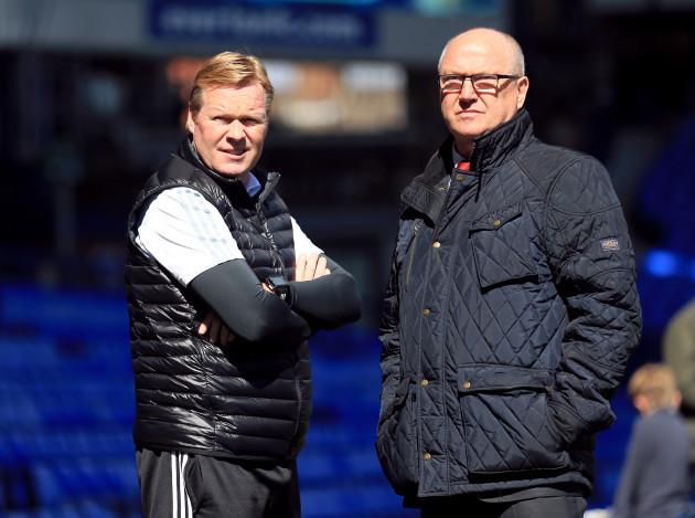Everton v Southampton - Barclays Premier League - Goodison Park