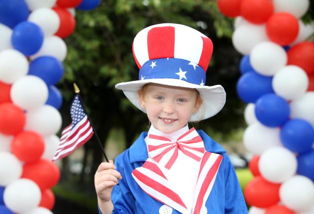 01/07/2016. U.S. Independence Day Celebrations. Pi