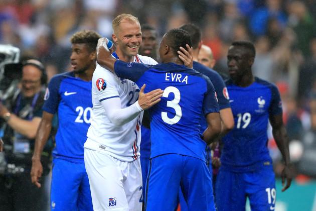 France v Iceland - UEFA Euro 2016 - Quarter Final - Stade de France