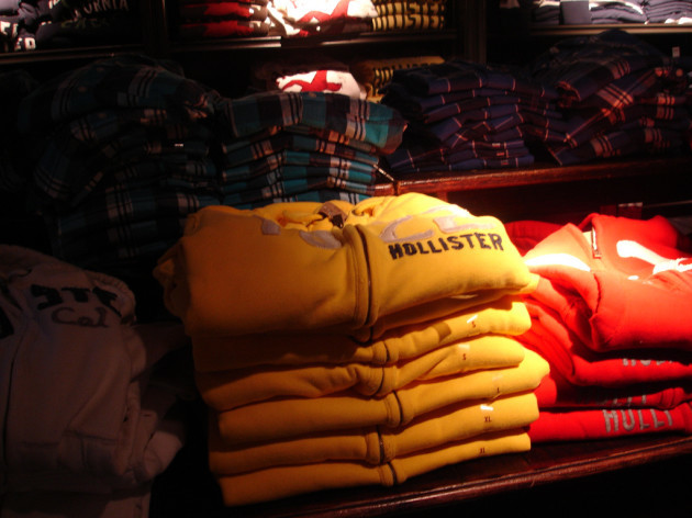 Hollister, Westfield, London