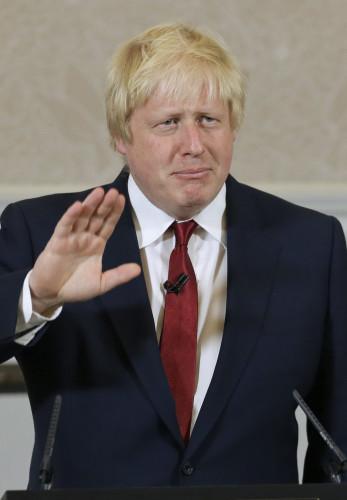 Britain EU Politics