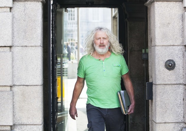 File Photo Founder of the Jack & Jill Children's Foundation Jonathan Irwin described Mick Wallace as an Outie on the Joe Duffy radio show today. An outie is South African South African slang for a vagrant, a tramp.