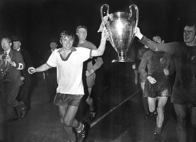 George Best 29/5/1968