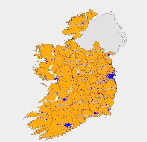 NBP map