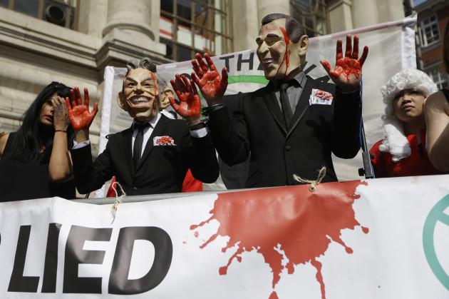 Britain Iraq Inquiry