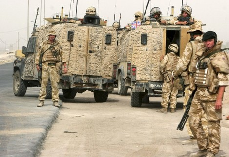 Iraq coalition of one