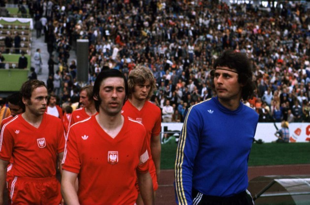 Soccer - FIFA World Cup 1974 West Germany - Third Place Match - Brazil v Poland - Olympic Stadium, Munich