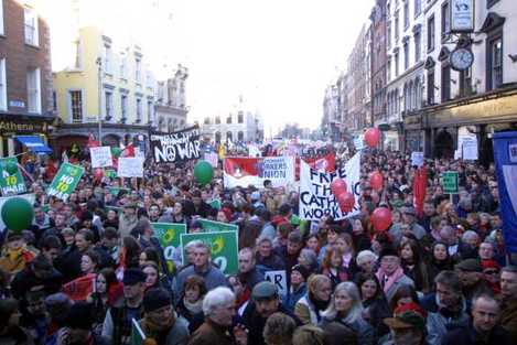 2003 Protest  2