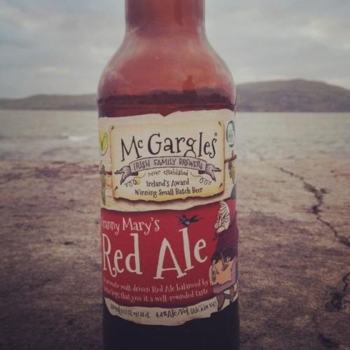 #mcgargles #grannymarys #redale #irishcraftbeer #craftbeer #weekend #seaside #beerstagram #instabeer #chillout