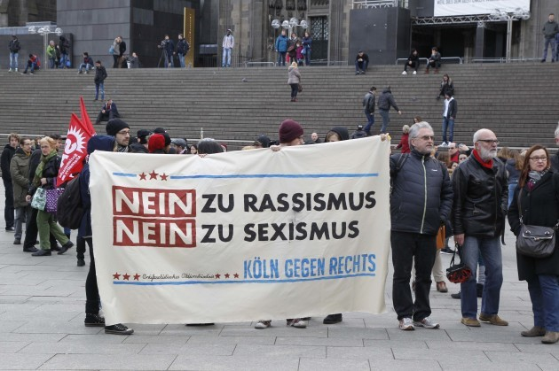 Germany Sexual Assaults