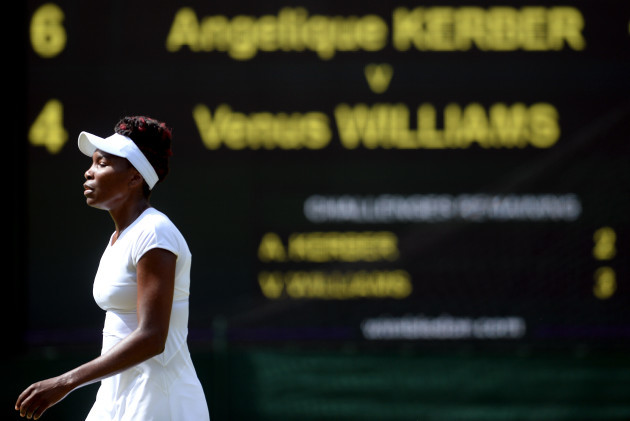 Wimbledon 2016 - Day Ten - The All England Lawn Tennis and Croquet Club