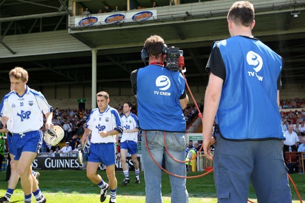 TV3 begin their coverage of the GAA championship