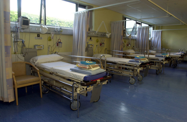 File Pics HSE says urgent cases are being treated quickly despite lengthy waiting lists.