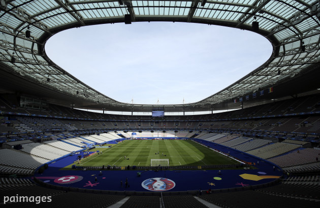 France v Romania - UEFA Euro 2016 - Group A - Stade de France