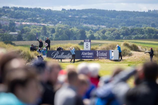 AAM Scottish Open - Day Two - Castle Stuart Golf Links