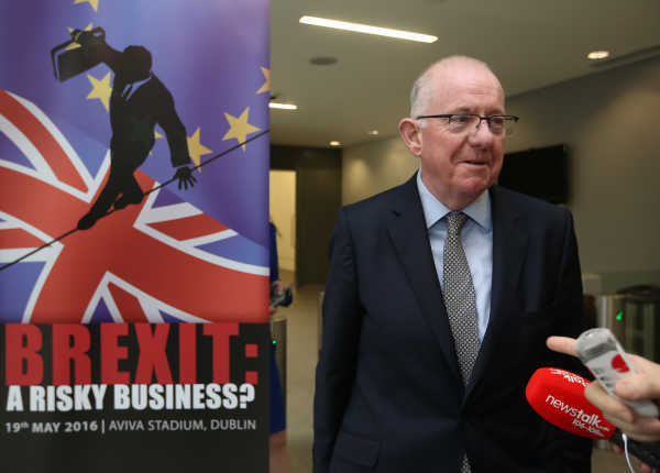 Brexit risky business