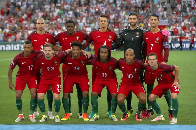 Poland v Portugal - UEFA Euro 2016 - Quarter Final - Stade Velodrome