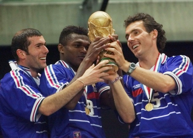 Soccer WCup On This Day