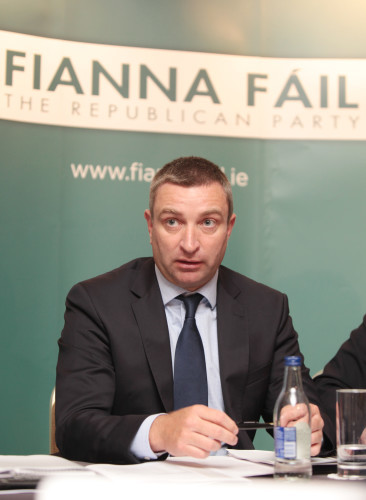 16/4/2015. Fianna Fail Drug Problems