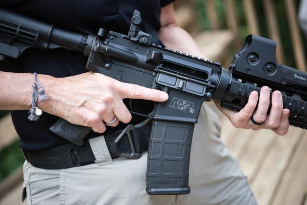 Nightclub Shooting Defending the Rifle