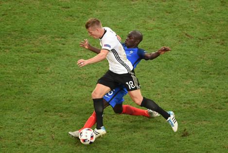 Germany v France - UEFA Euro 2016 - Semi Final - Stade Velodrome