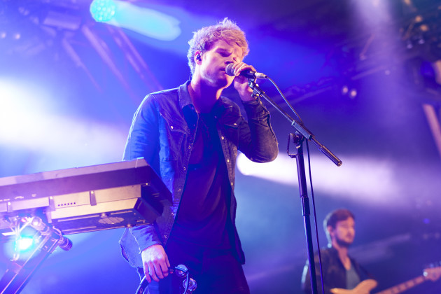 Kodaline in concert - London