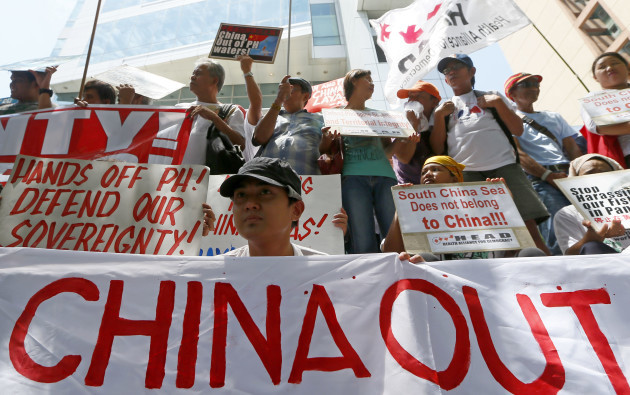 Philippines South China Sea Ruling