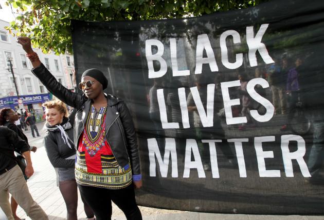 Hundreds attend Black Lives Matter demos in Cork, Dublin