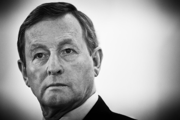 File Photo: The End Game Approaches For Taoiseach