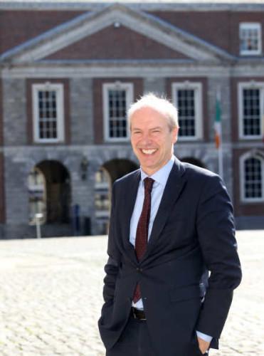 John O'Connor CEO of Housing Agency