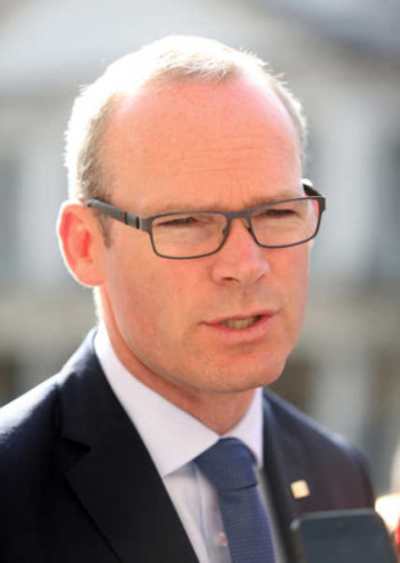 Minister for Housing, Planning and Local Government Simon Coveney